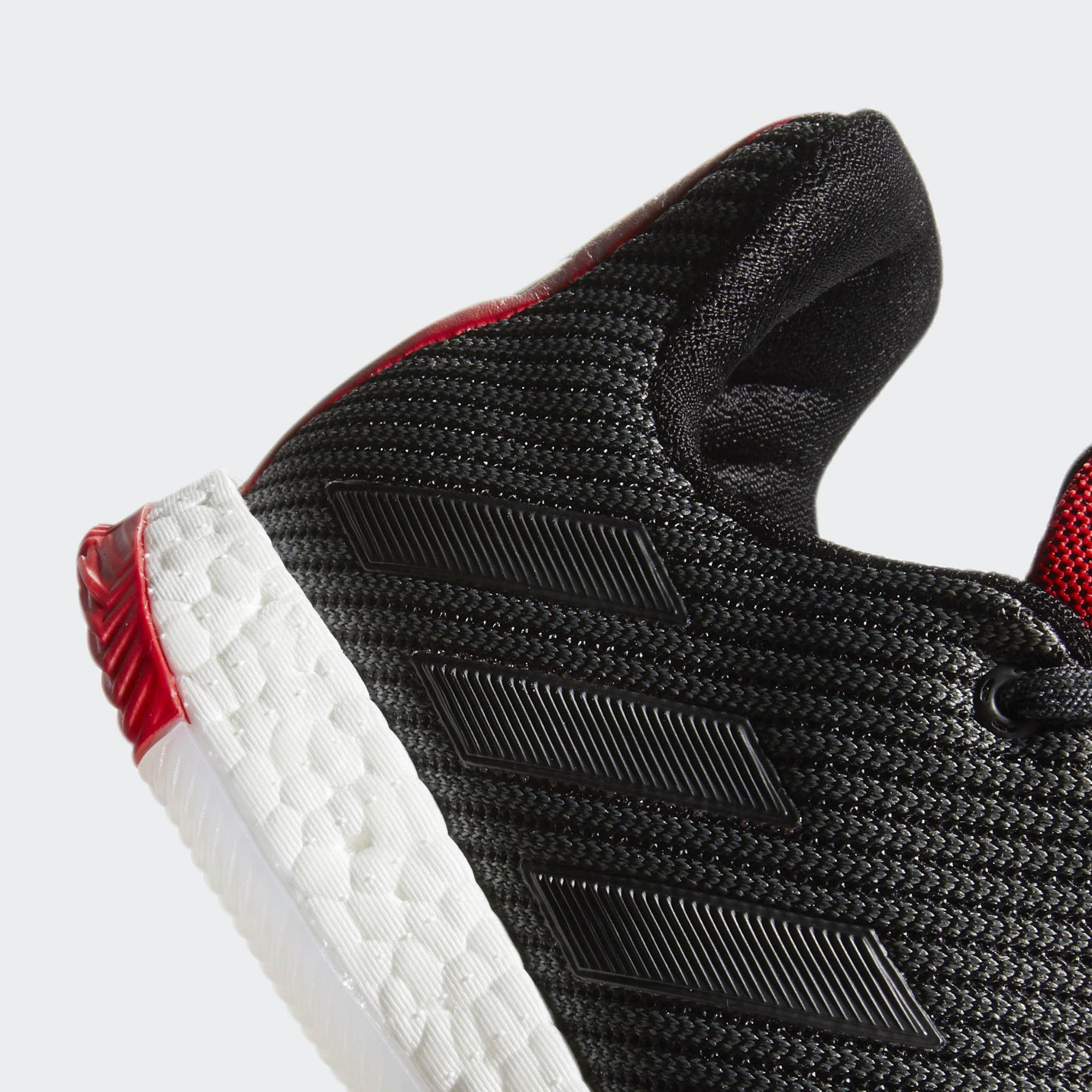 adidas harden vol 3 black red 5