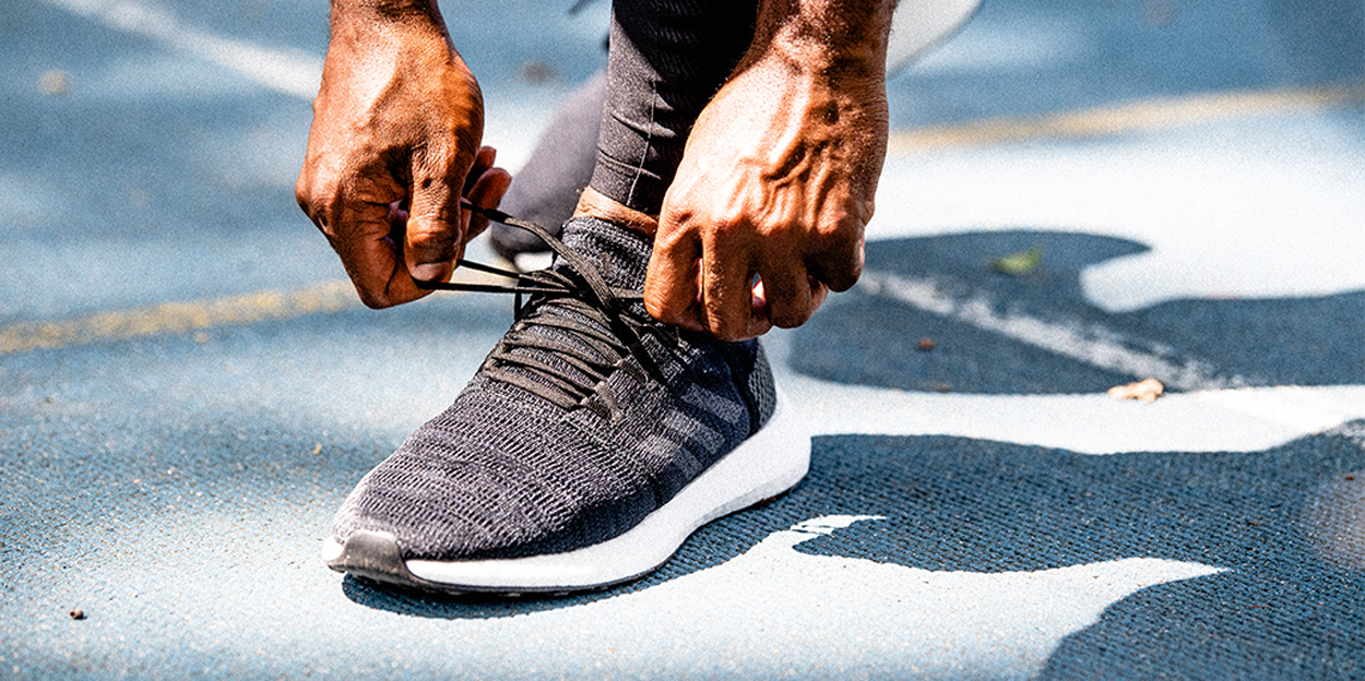 adidas pure boost go on foot 1