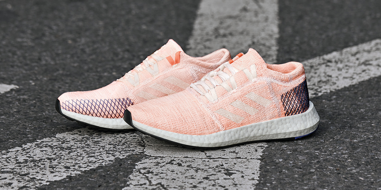 huge discount where to buy designer fashion adidas pureboost go womens - WearTesters