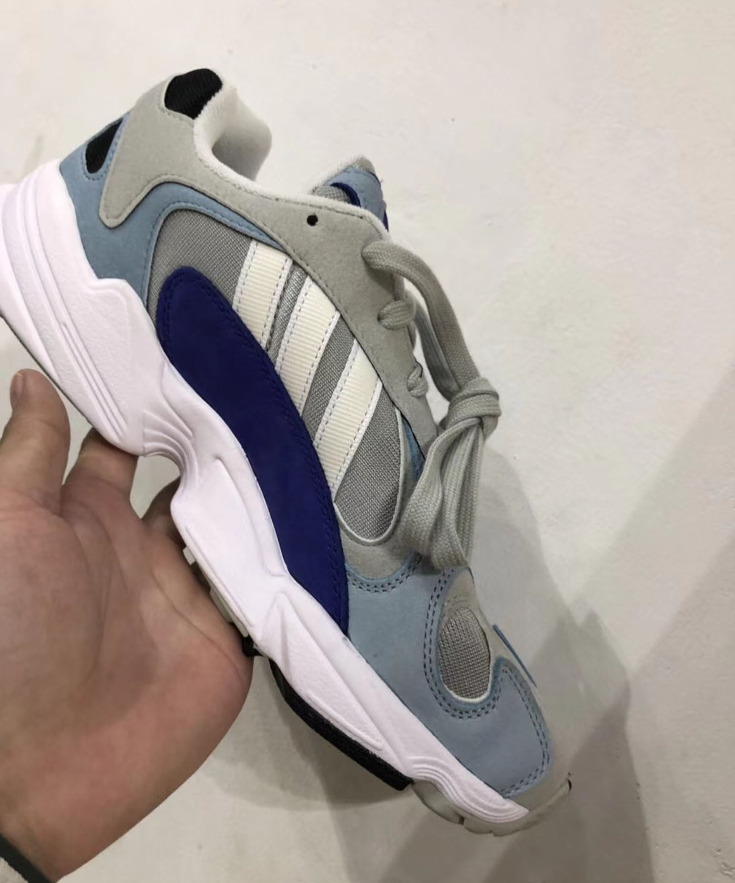 A Premium END x adidas Yung 1 Leaks Online WearTesters