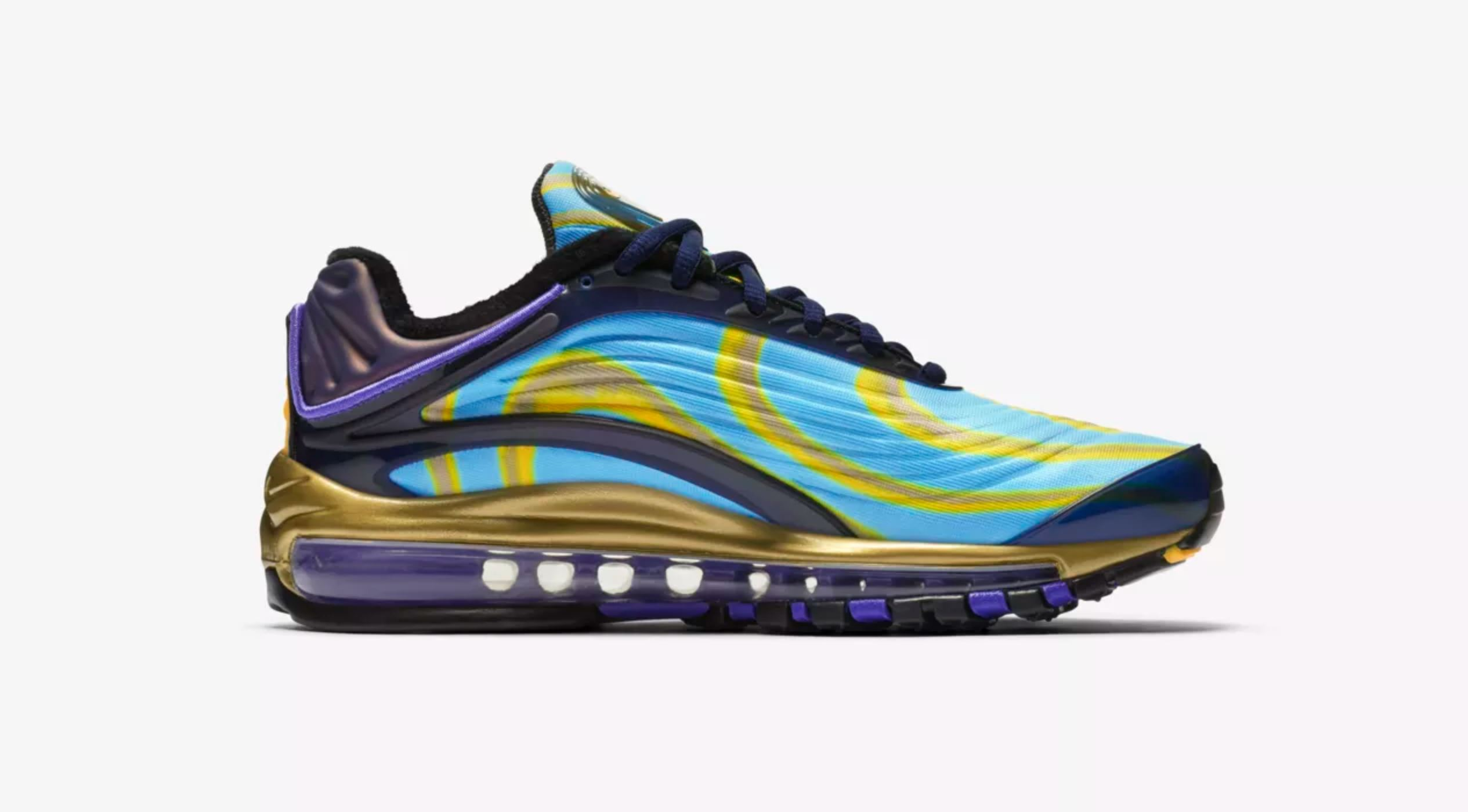 The Women's Nike Air Max Deluxe Release Date is Right Around