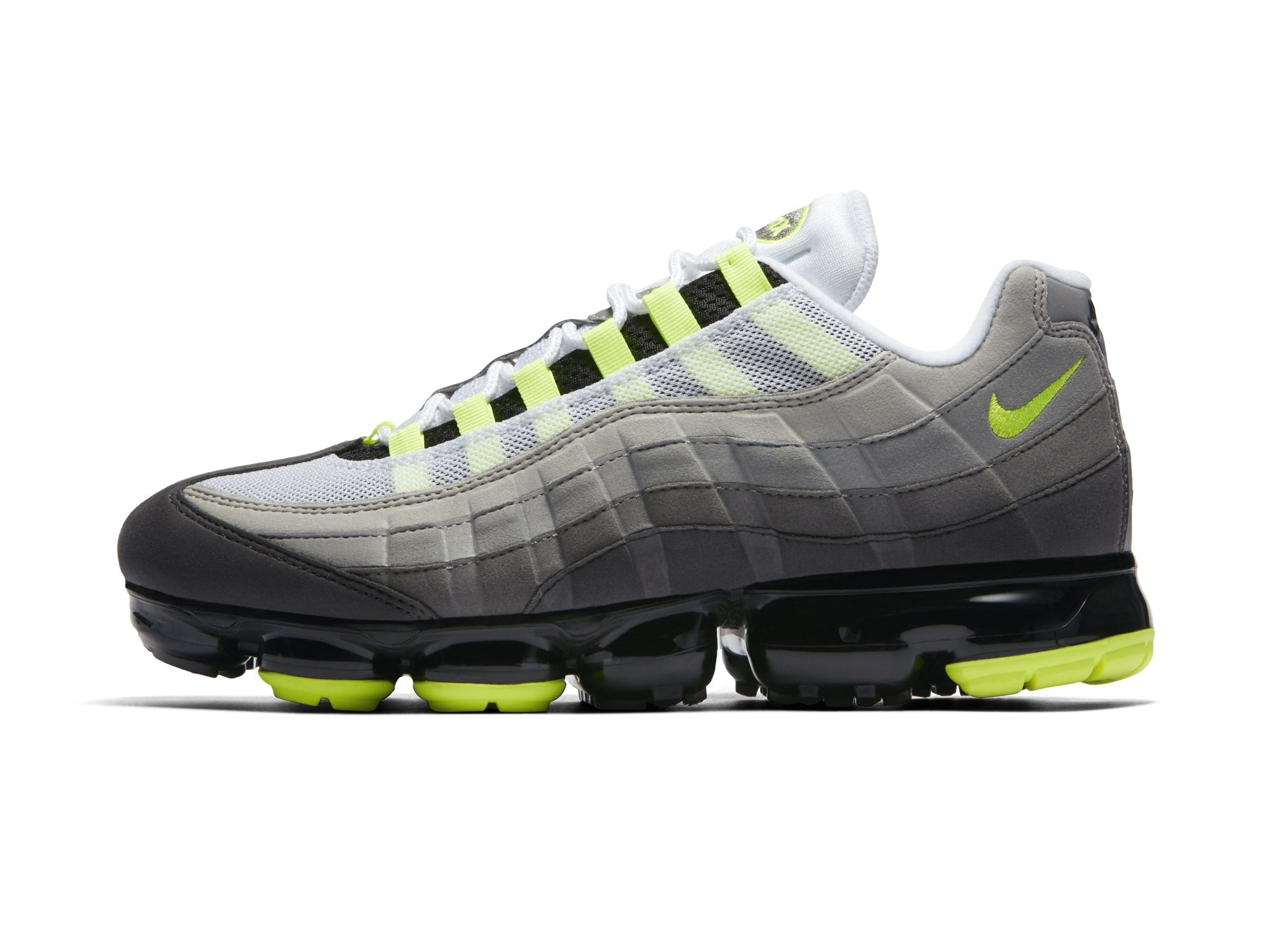 nike air vapormax 95 neon release date
