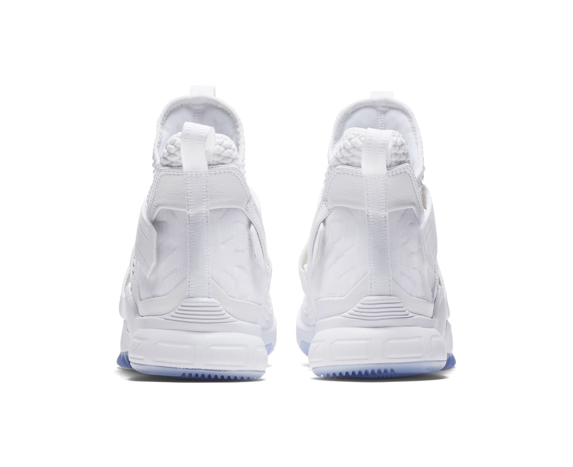 newest 6c05e 98e34 The Nike LeBron Soldier 12 'Triple White' Releases Next ...