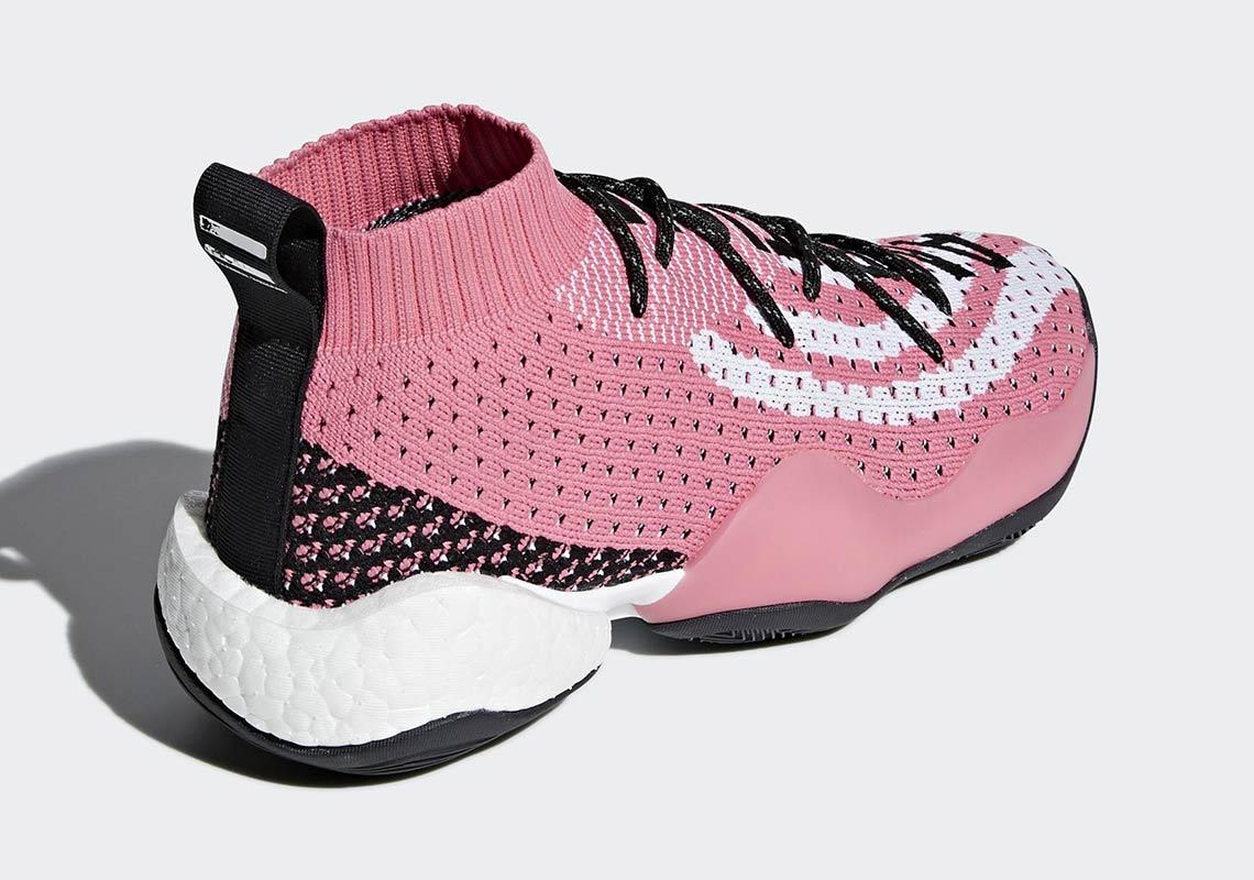 pharrell adidas BYW X Ambition heel
