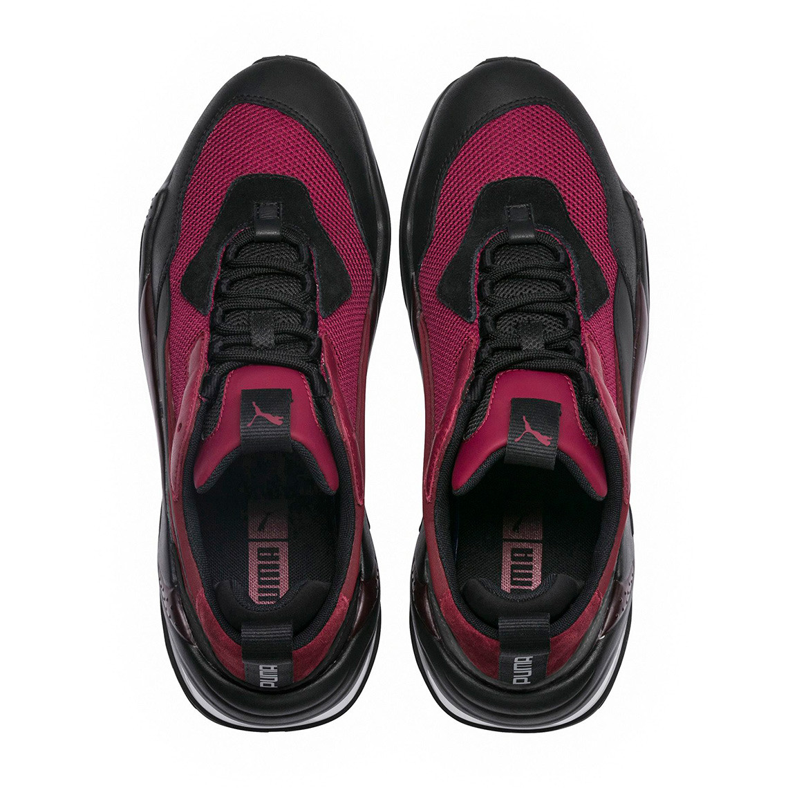 puma thunder spectra burgundy 2