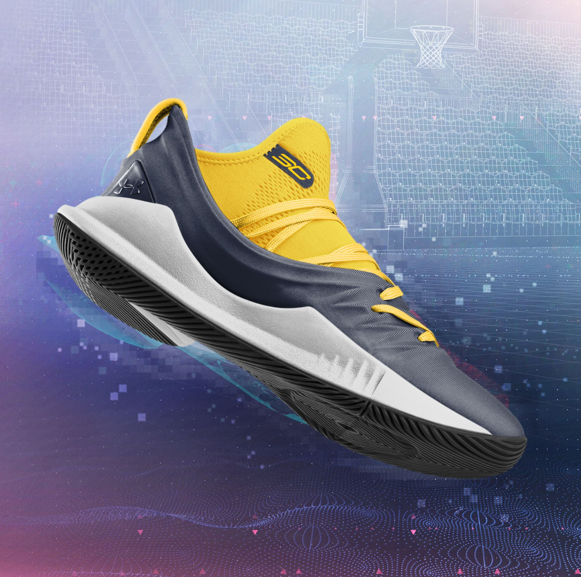 Customize the Curry 5 on ICON