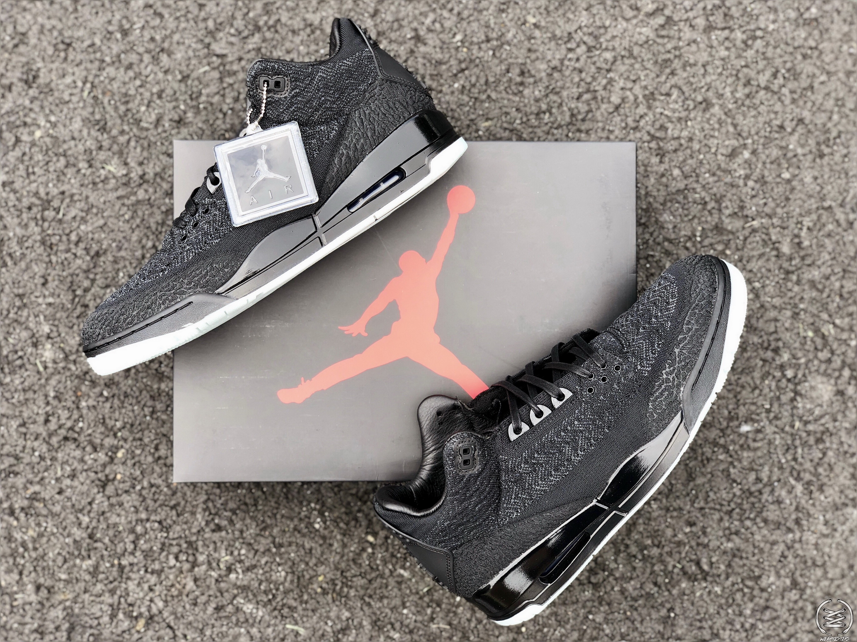 Air Jordan 3 Flyknit weartesters