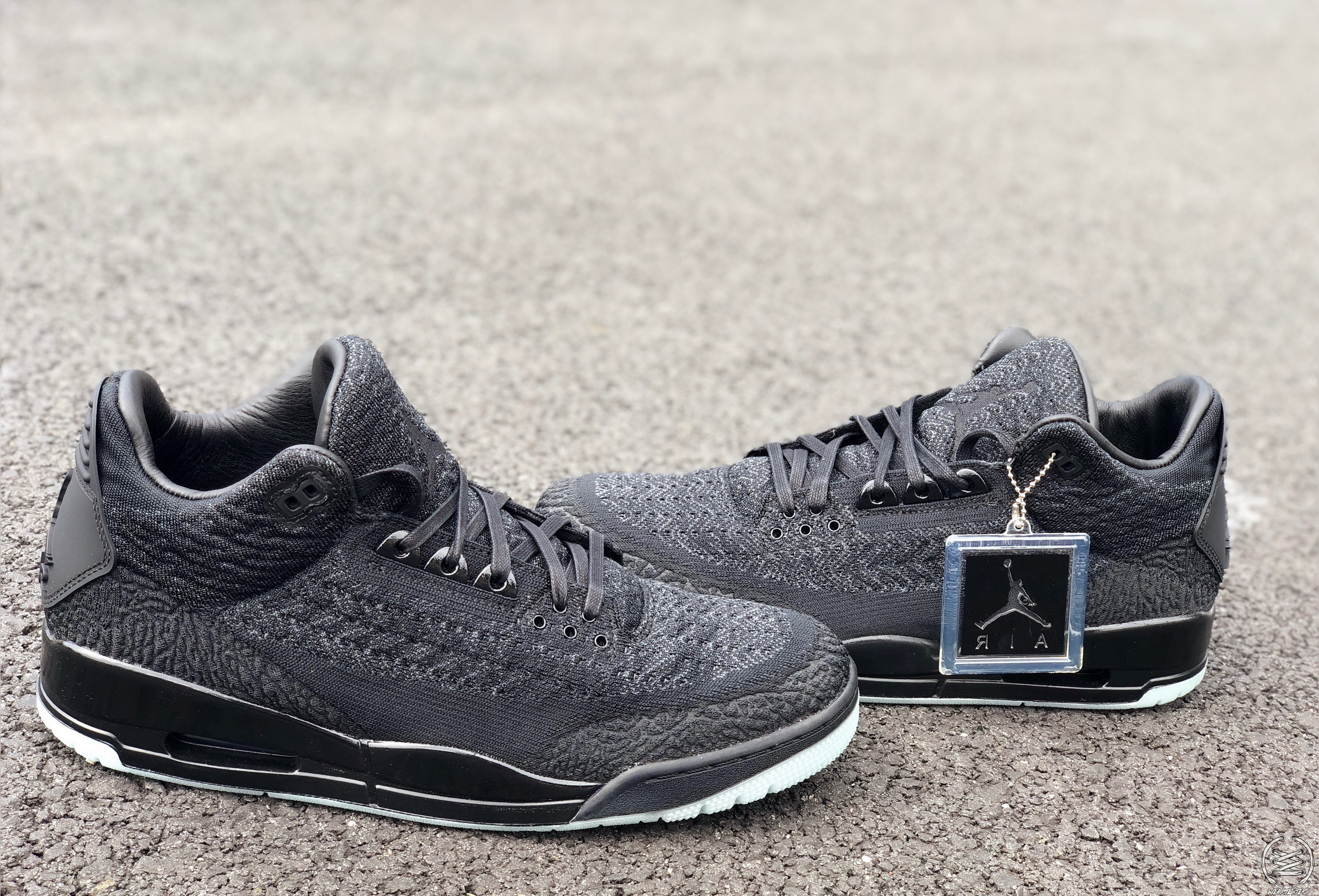 Air Jordan 3 Flyknit detailed look weartesters 6