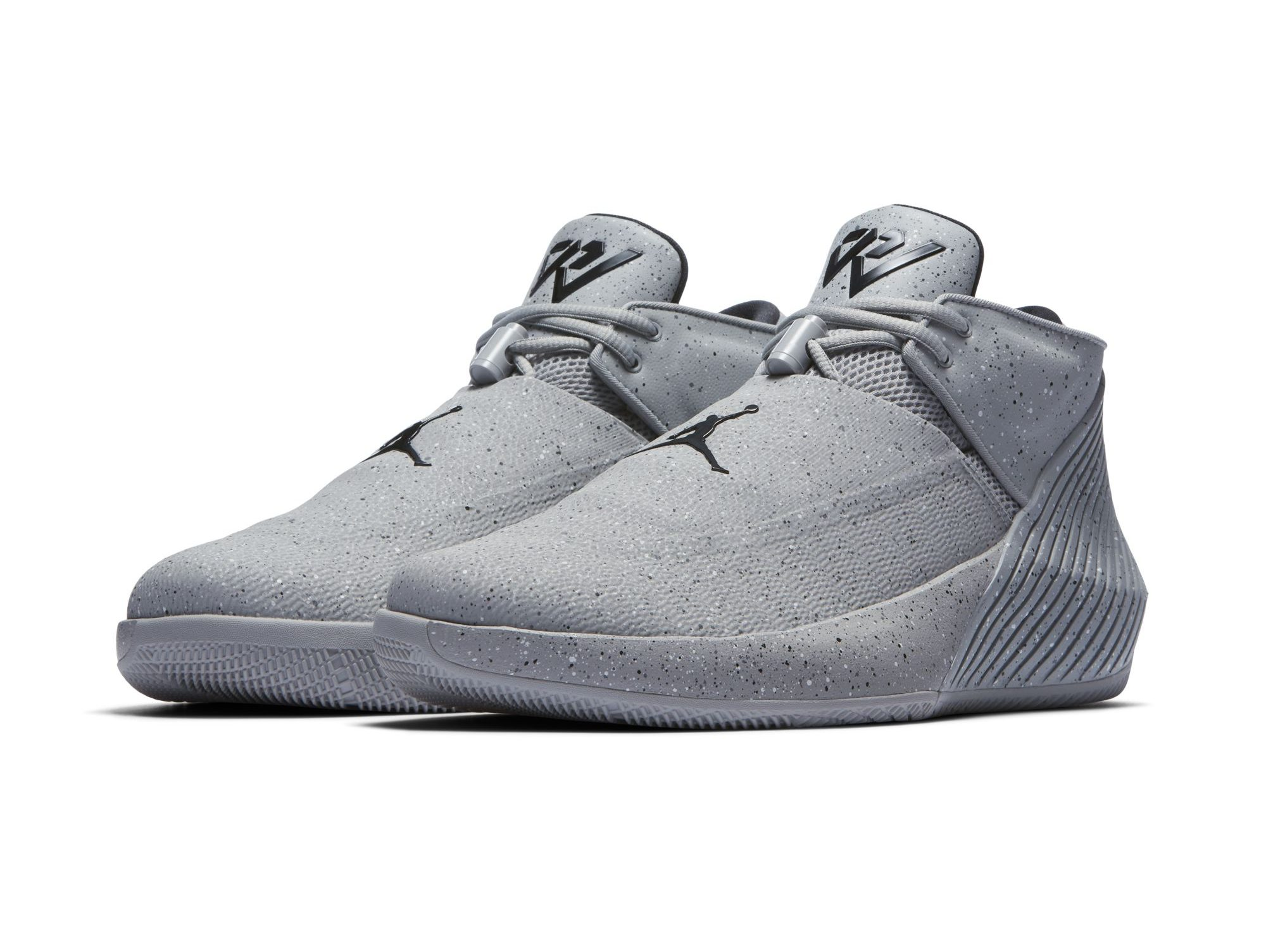 Air Jordan Why Not Zer0.1 Low Surfaces in the Stone Colorway 5