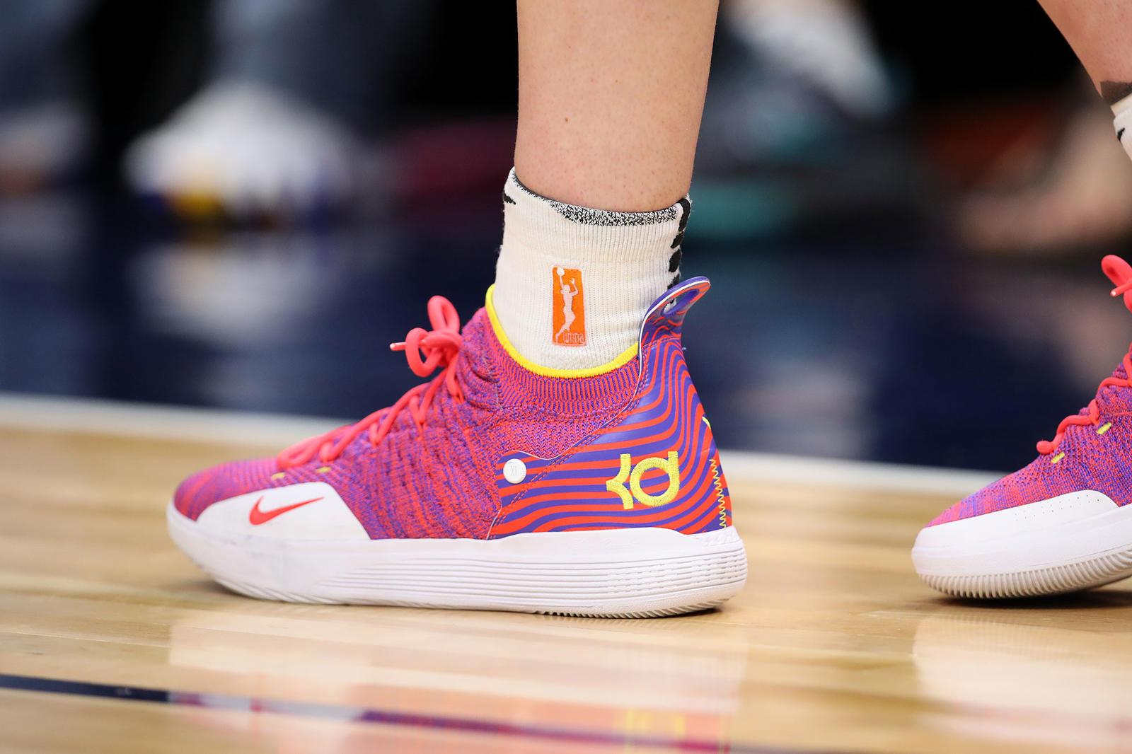 Breanna Stewart Nike KD 11 2018 WNBA All-Star PE