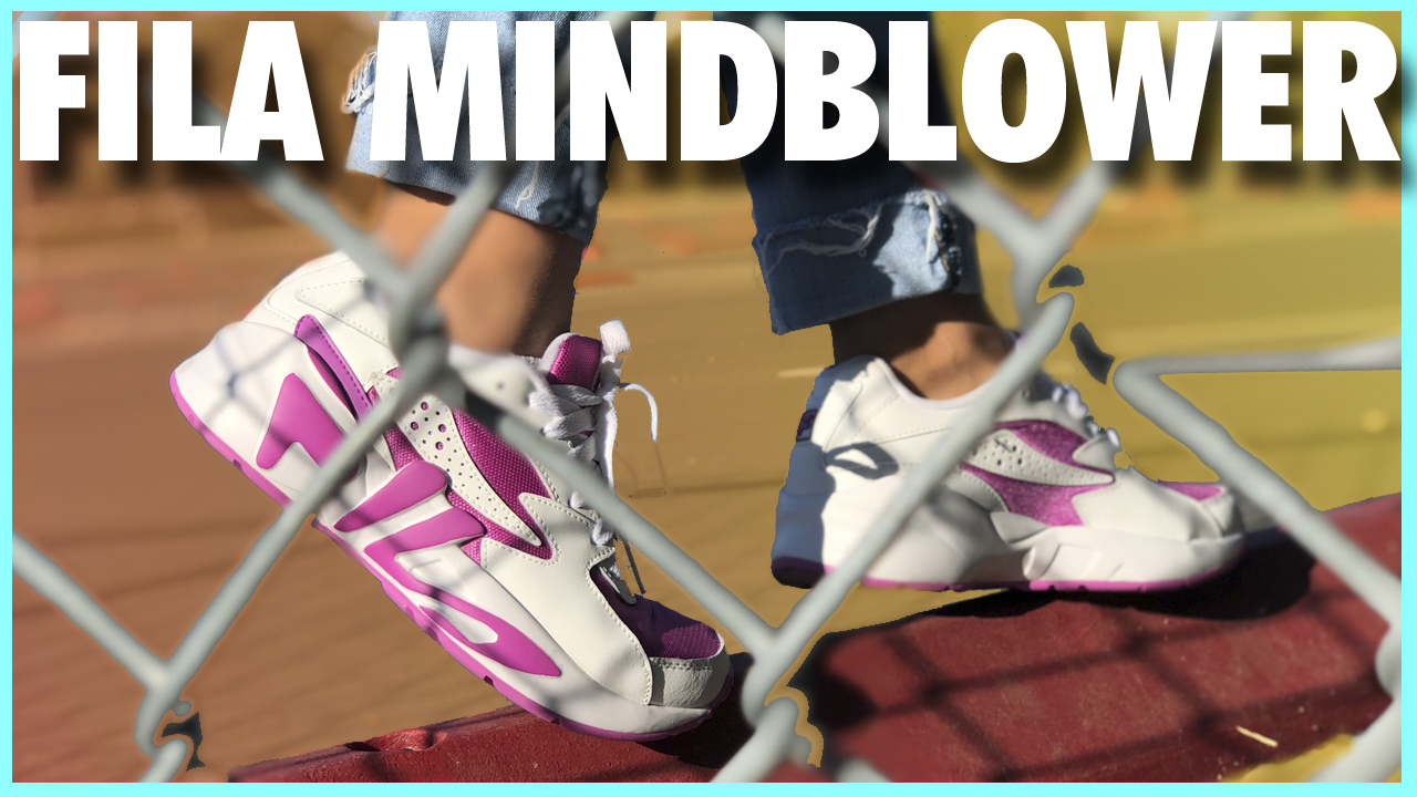 FILA Mindblower Review