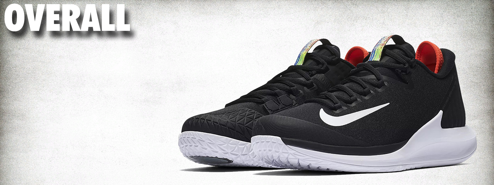 Nike Court Air Zoom Zero HC Performance Review overall