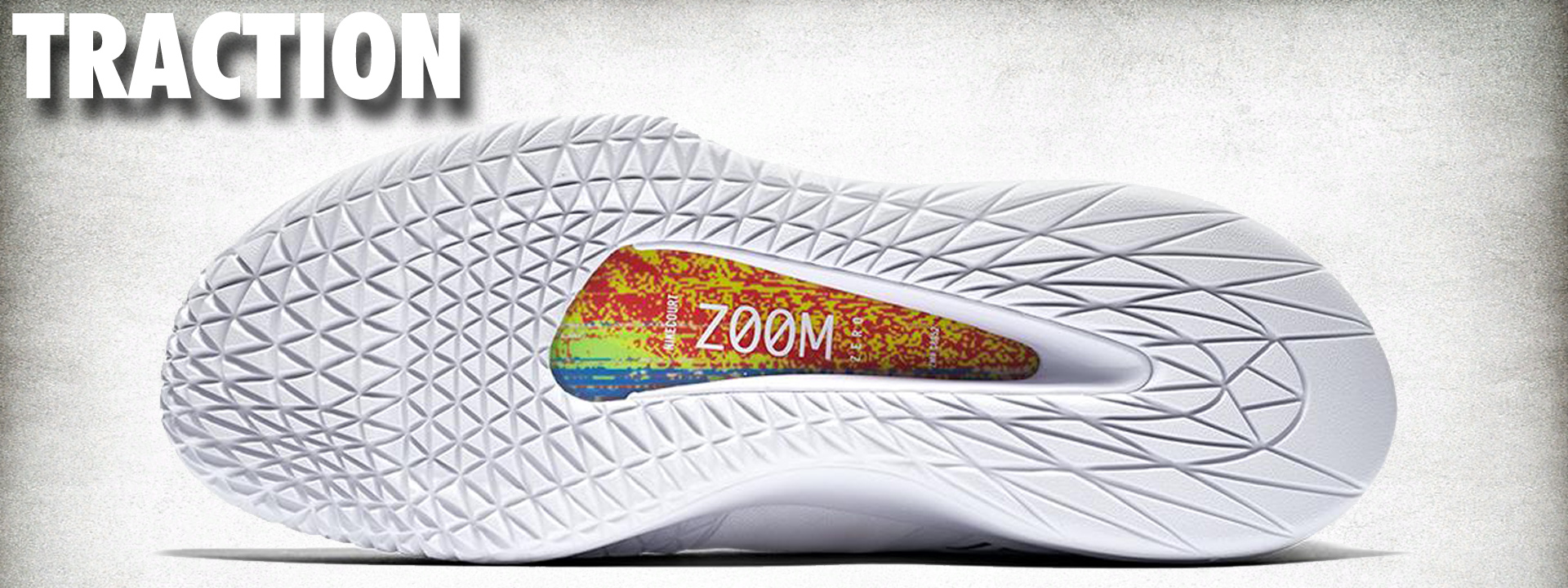Nike Court Air Zoom Zero HC Performance Review traction