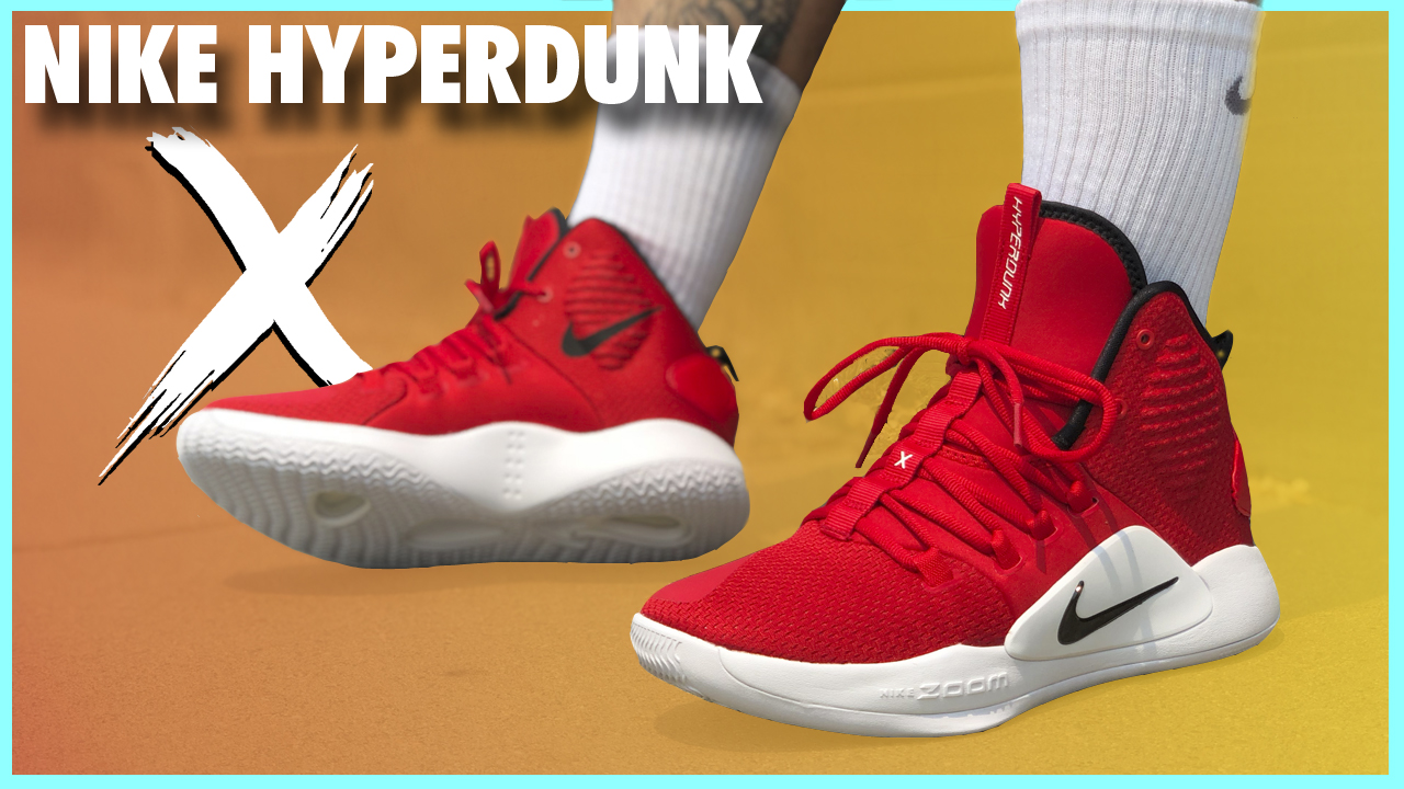 Nike Hyperdunk X review