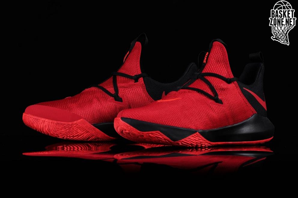Sistemáticamente secretamente Mortal  Nike-Zoom-Shift-2-Black-Red-2 - WearTesters