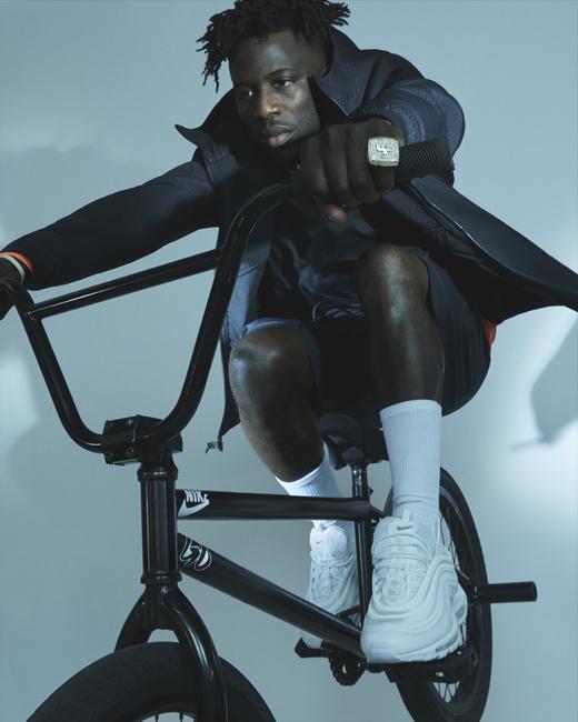 Nike sportswear tech pack FA18 nigel sylvester