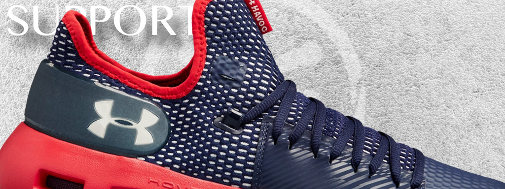 Under Armour HOVR Havoc performance review support