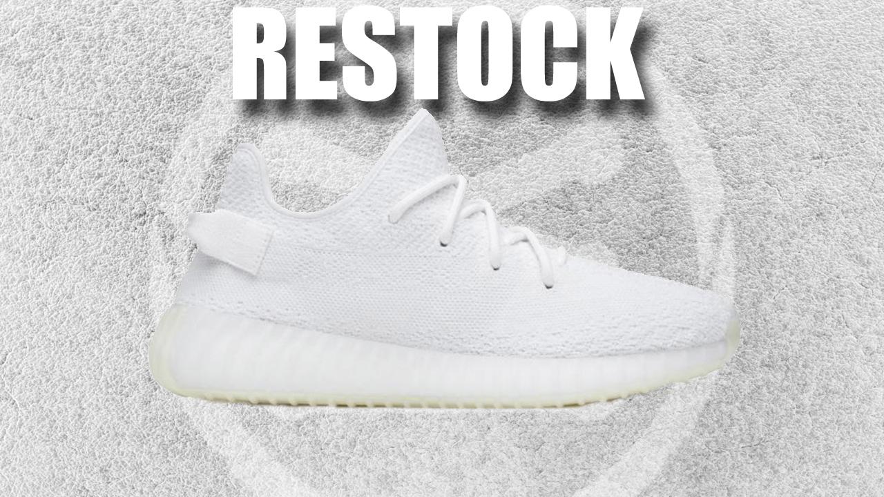 adidas-Yeezy-350-V2-Triple-White-Restock
