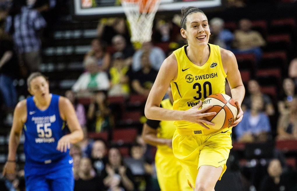 breanna stewart favorite sneakers 2018