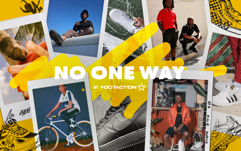footaction no one way sheck wes justice LVRN