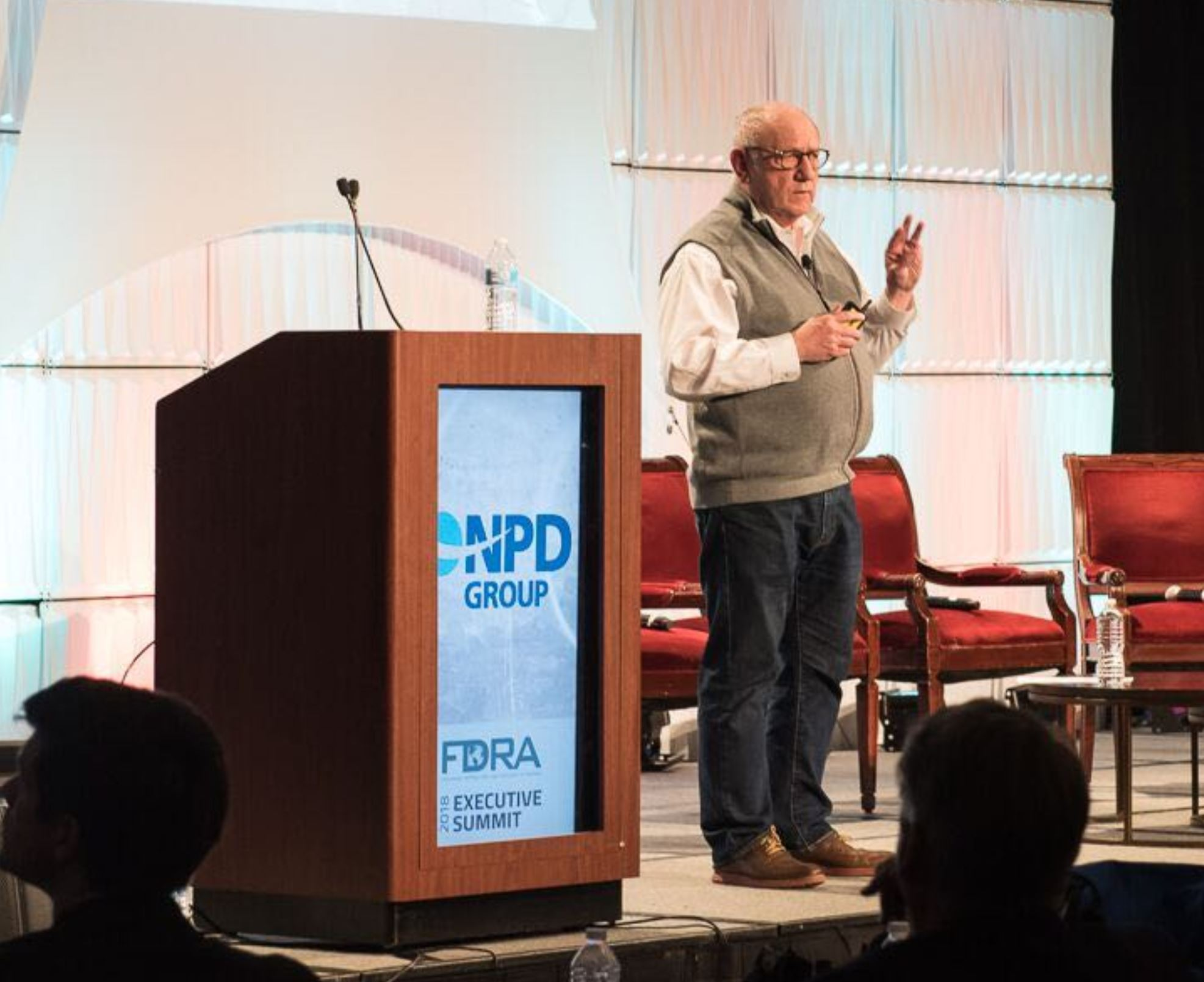 matt powell npd footwear industry trends 2018 FDRA executive summit