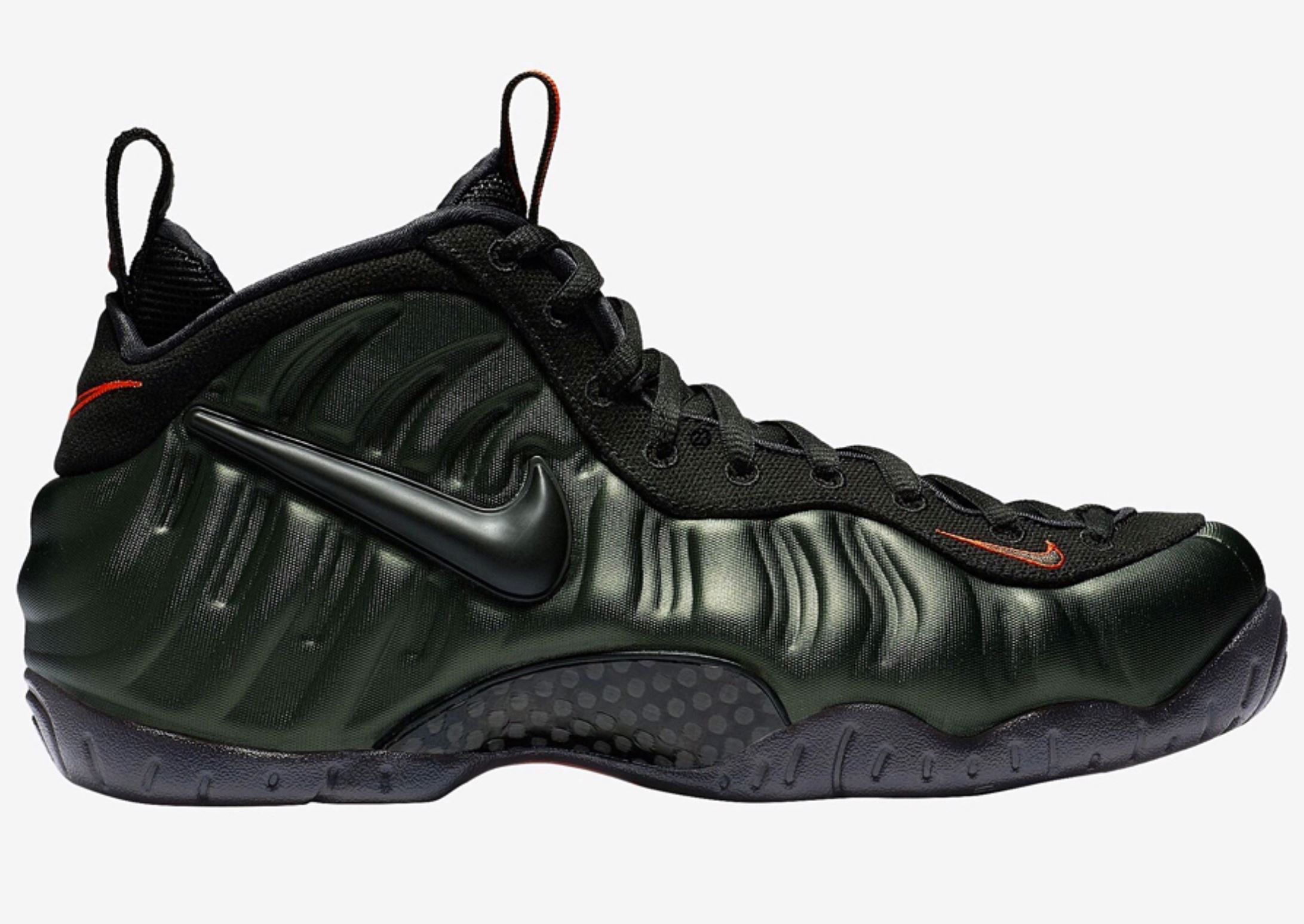 nike air foamposite pro sequoia