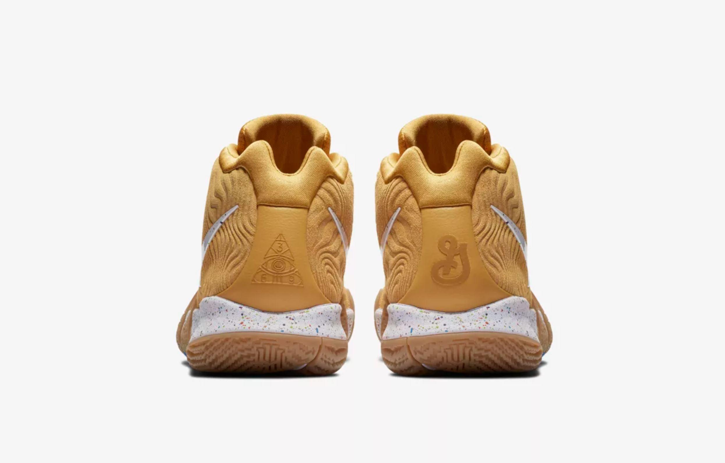 cinnamon toast shoes