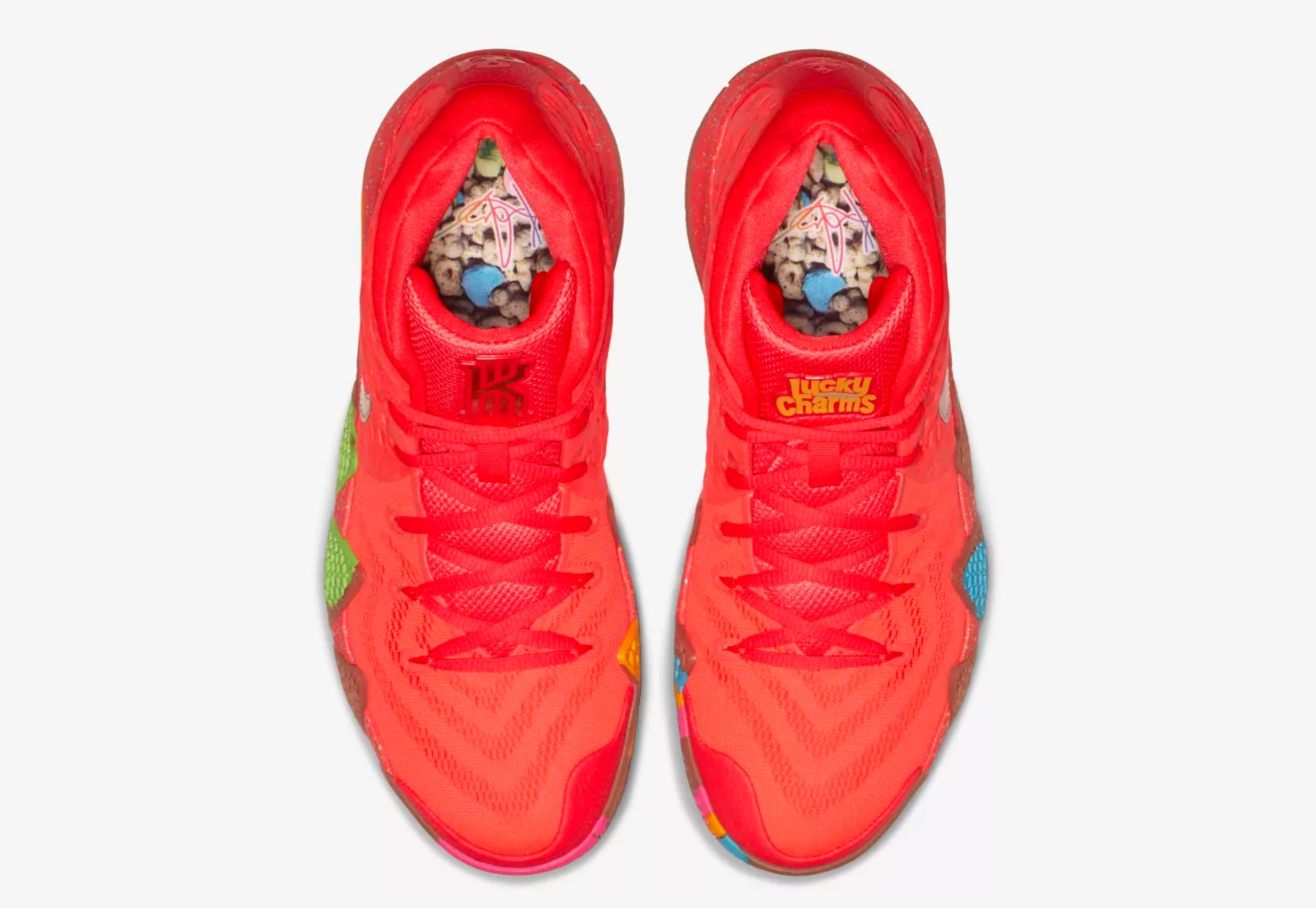 lucky charms shoes nike