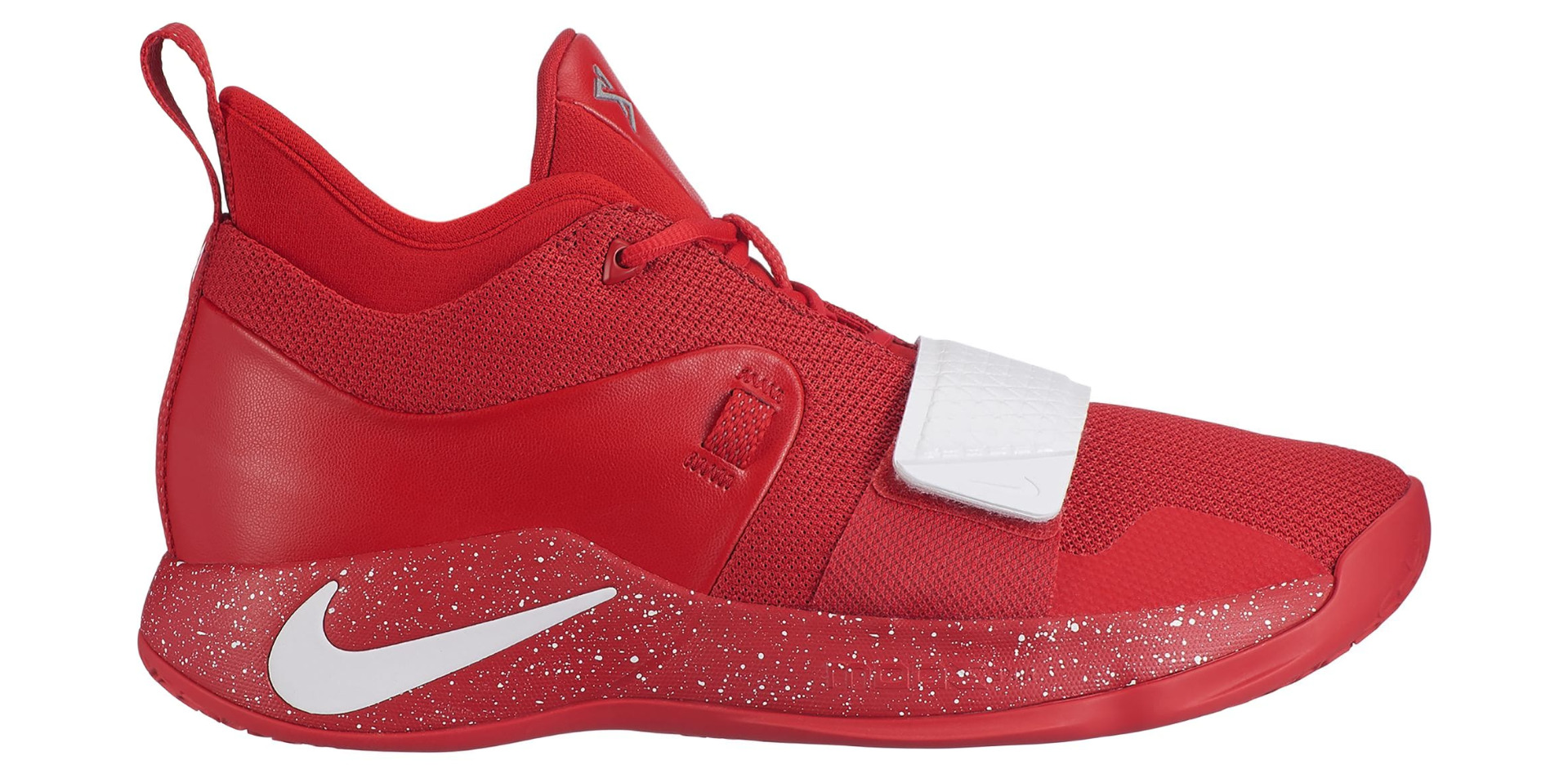 This Nike PG 2.5 'University Red' is an