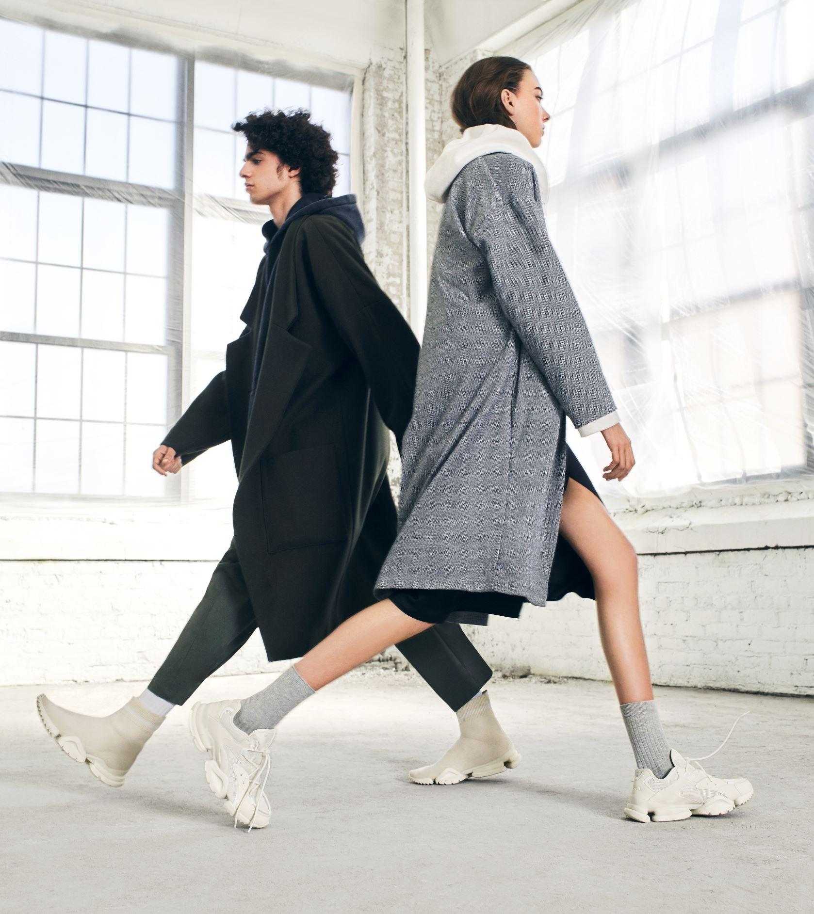 Reebok Sock Run.r + Run.r 96 Black Buy Now  