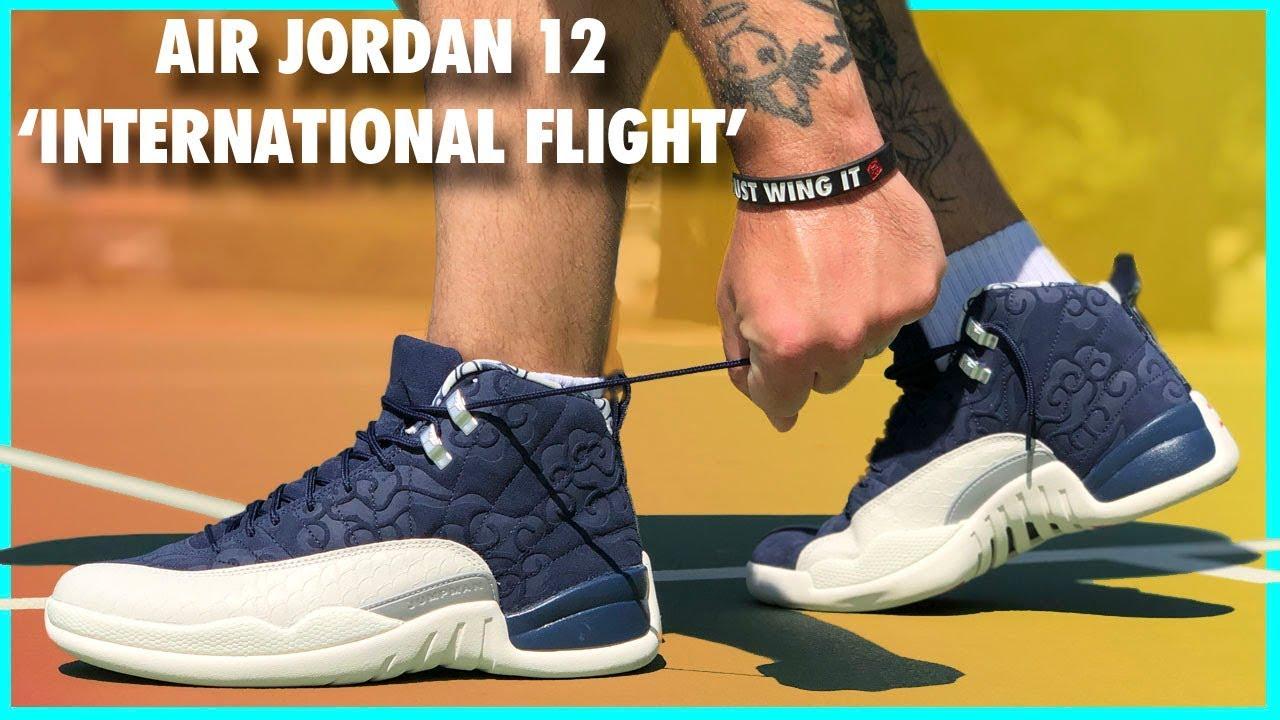 Air-Jordan-12-International-Flight-Review