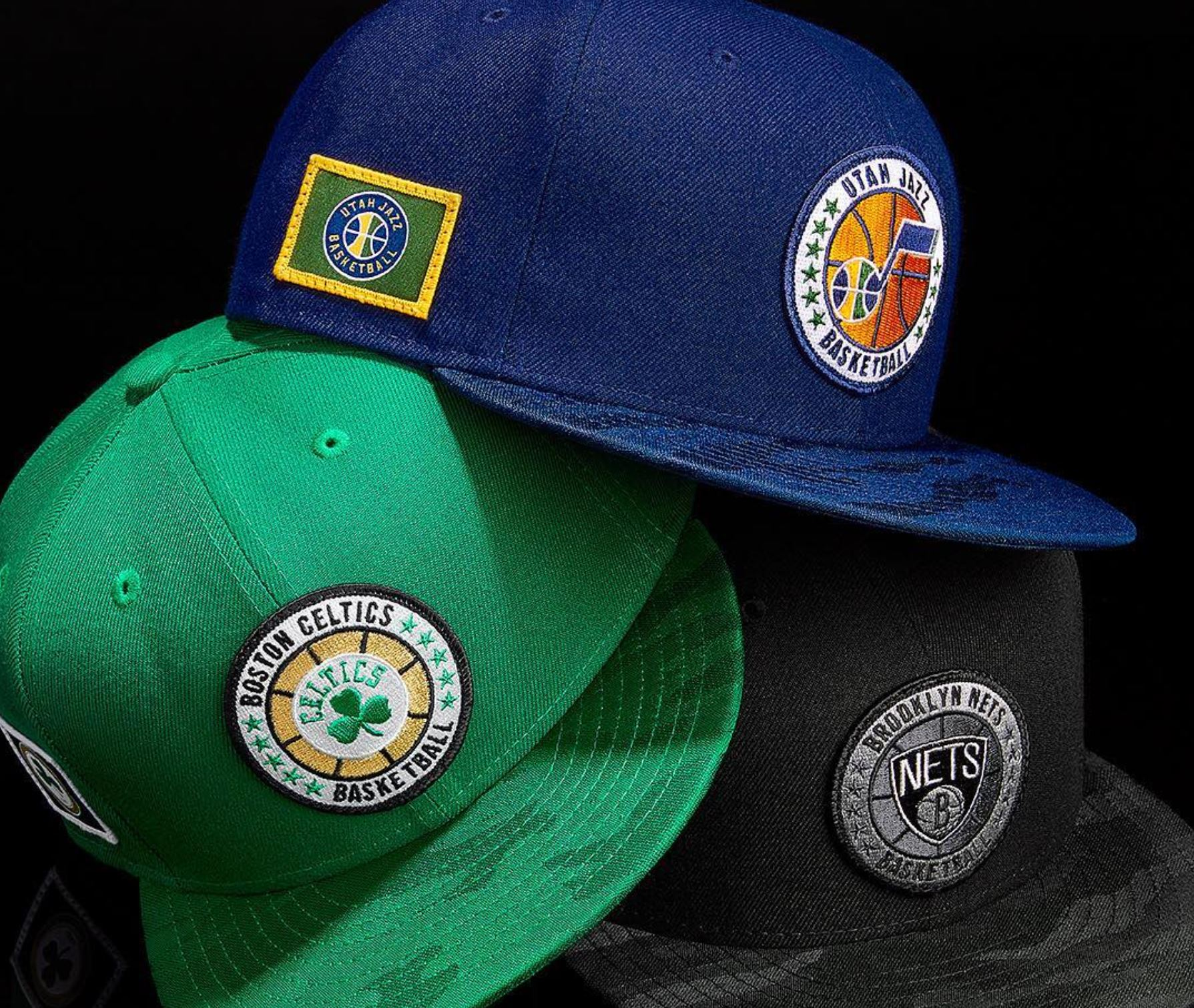NBA new era cap 2018 tip off hats