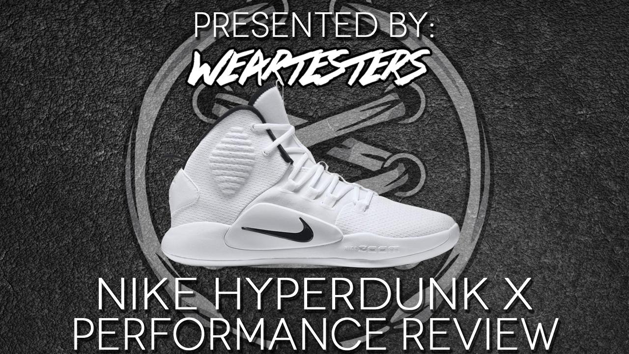Nike Hyperdunk X Performance Review Duke4005