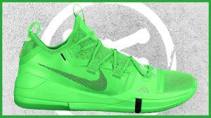 Nike-Kobe-AD-Exodus-Green-1 - WearTesters