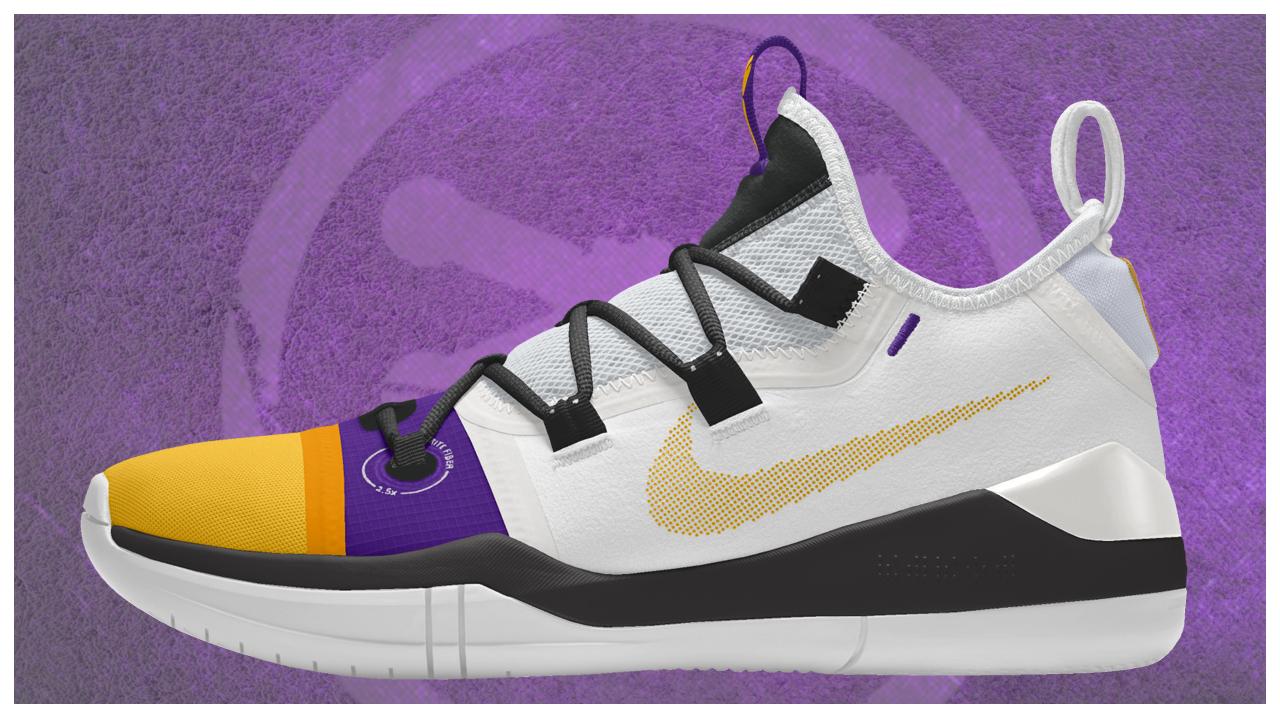 Kobe Bryant's Nike Kobe AD Exodus is