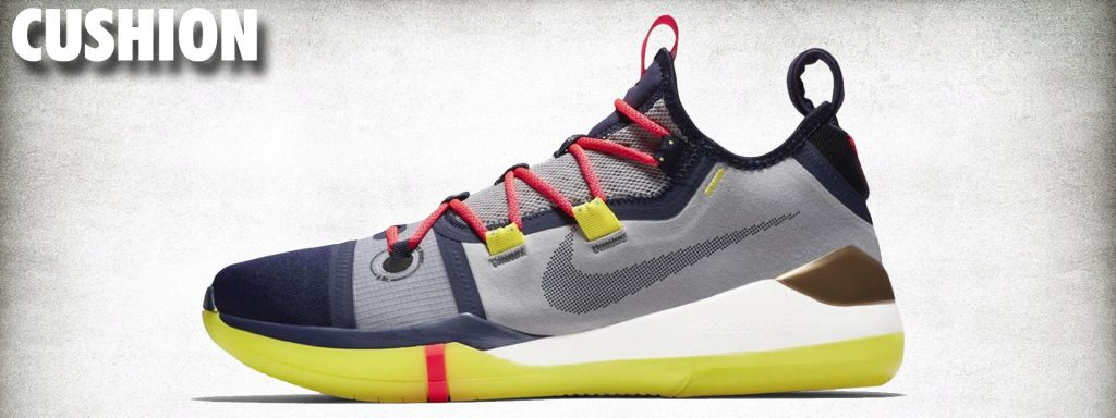 Nike Kobe AD Exodus Performance Review cushion