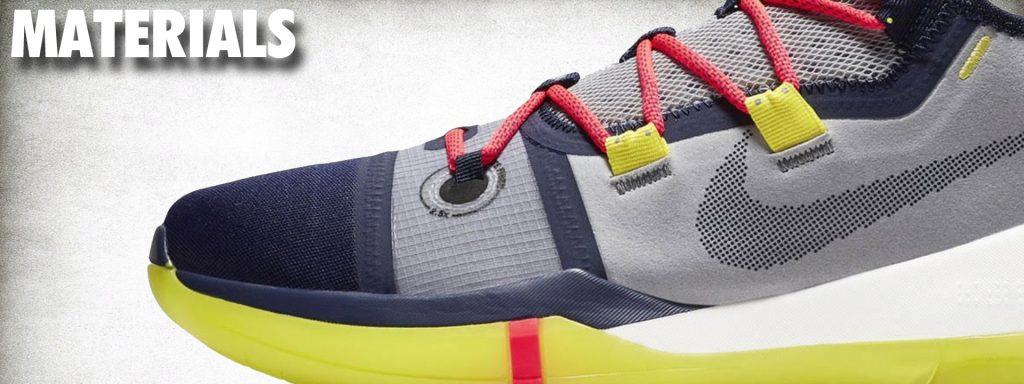 Nike Kobe AD Exodus Performance Review materials