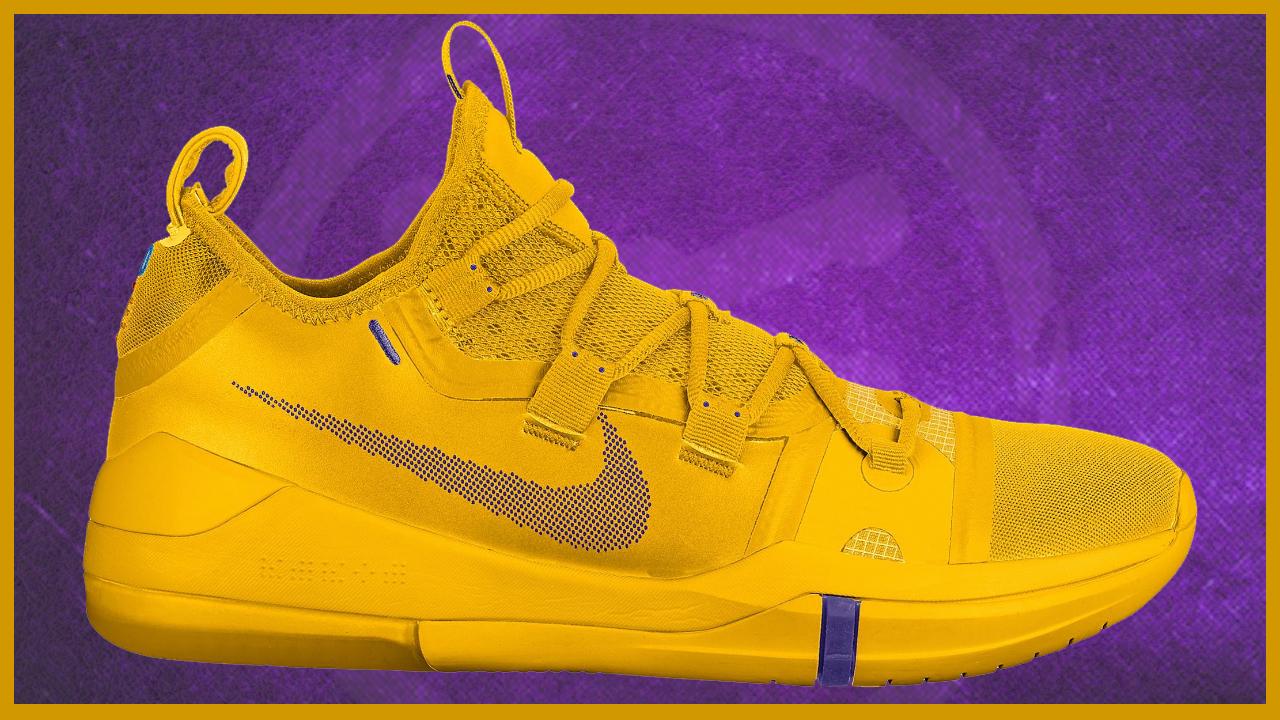 Nike-Kobe-AD-Exodus-Yellow-1 - WearTesters