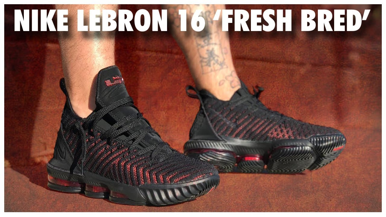 Nike-LeBron-16-Fresh-Bred-Detailed-Look-Review