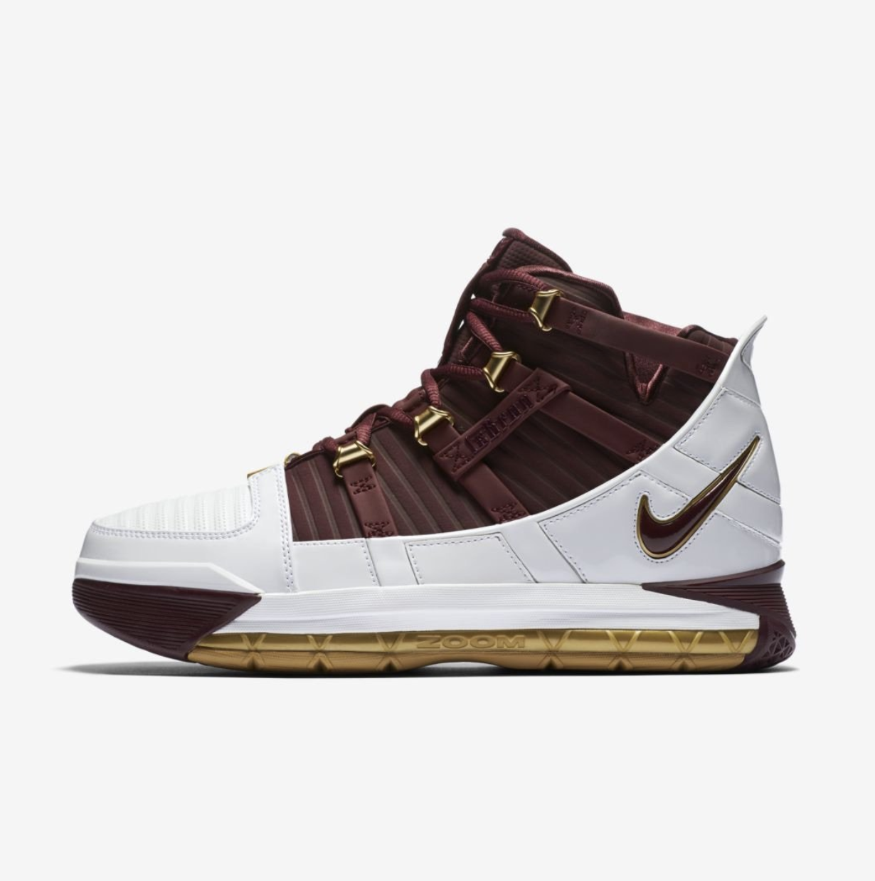 Nike Zoom LeBron 3 CTK QS official 3