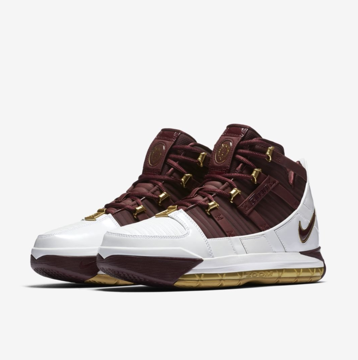Nike Zoom LeBron 3 CTK QS official 2