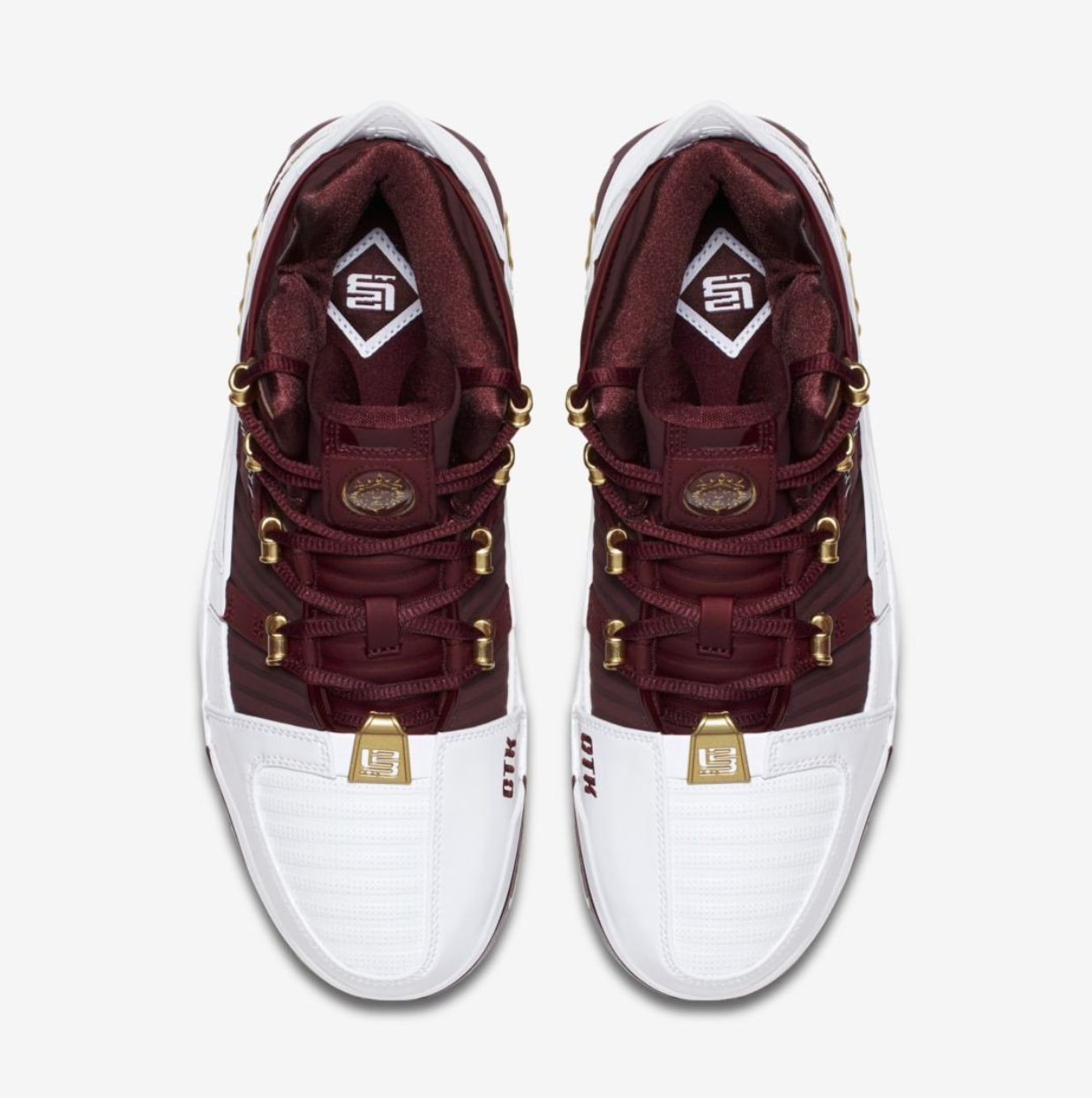 Nike Zoom LeBron 3 CTK QS official 1