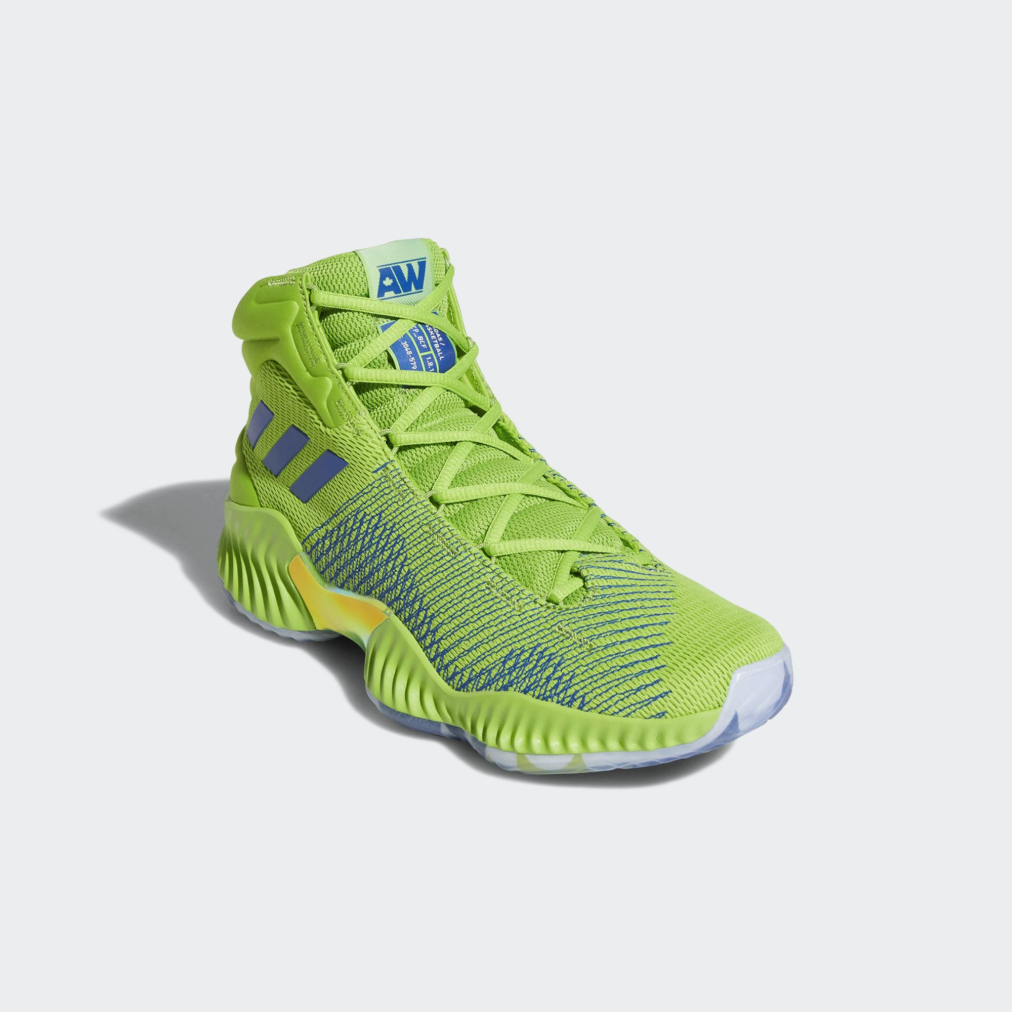 adidas Pro Bounce 2018 Andrew Wiggins PE 1