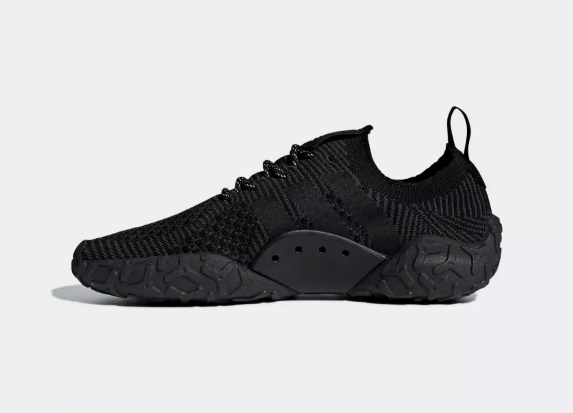 adidas f22 primeknit triple black