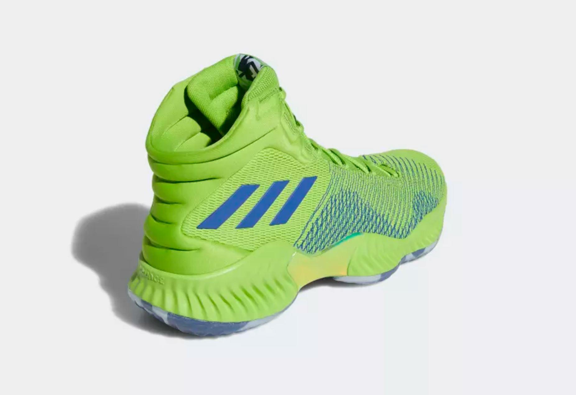 adidas pro bounce Andrew Wiggins PE