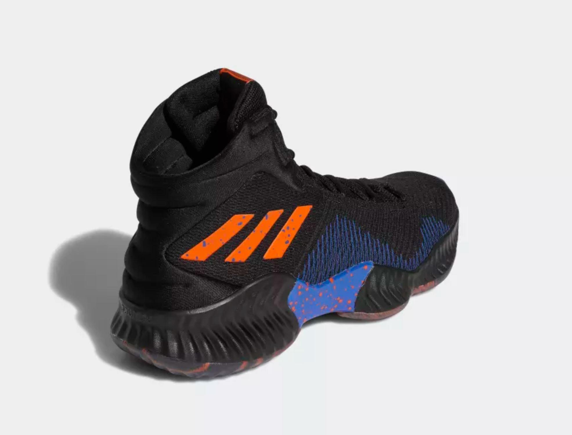 adidas pro bounce kristaps porzingis PE 2