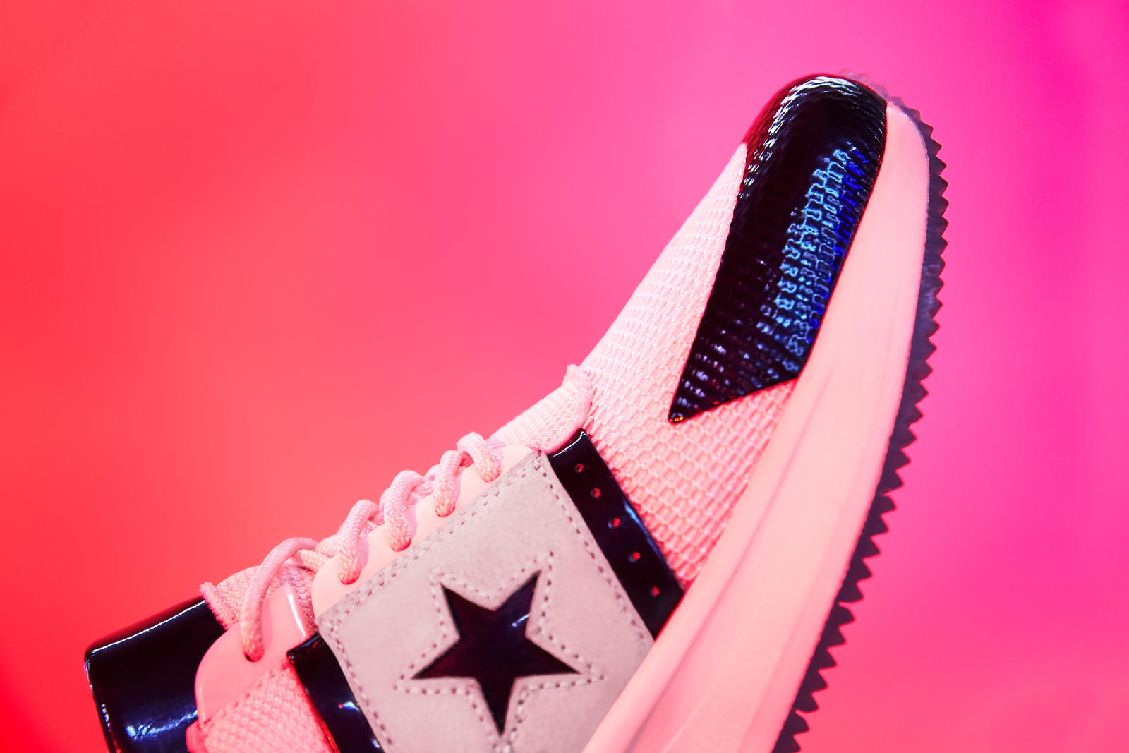converse run star blue