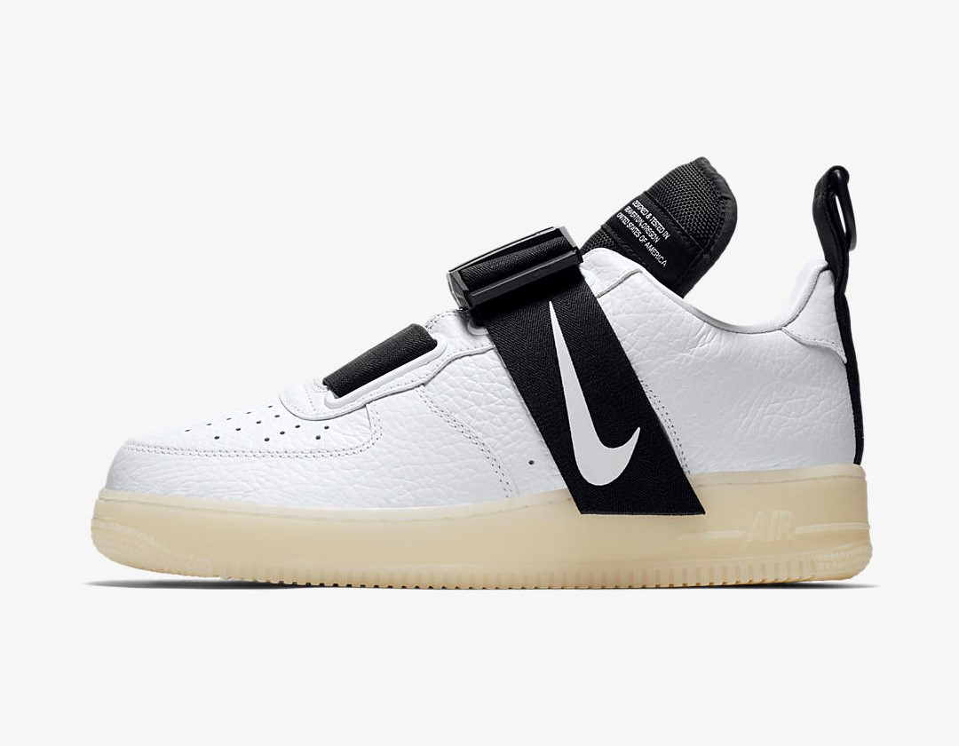 nike air force 1 utility QS release