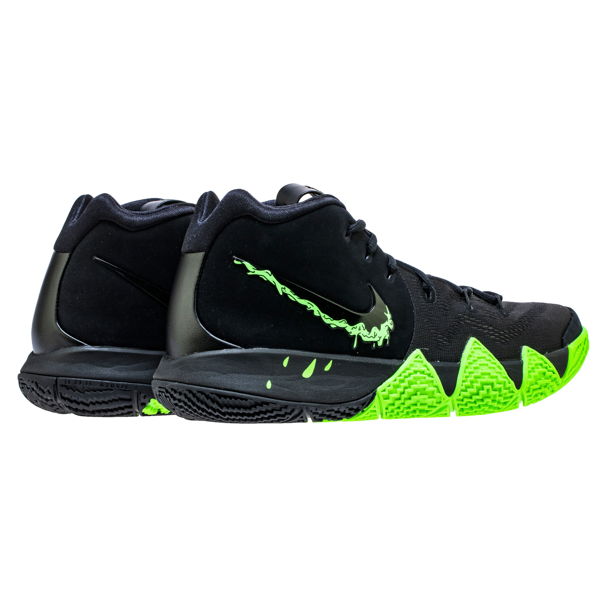 the latest b7869 0b6fe Kyrie Irving's Latest Kyrie 4 Gets Slimed - WearTesters