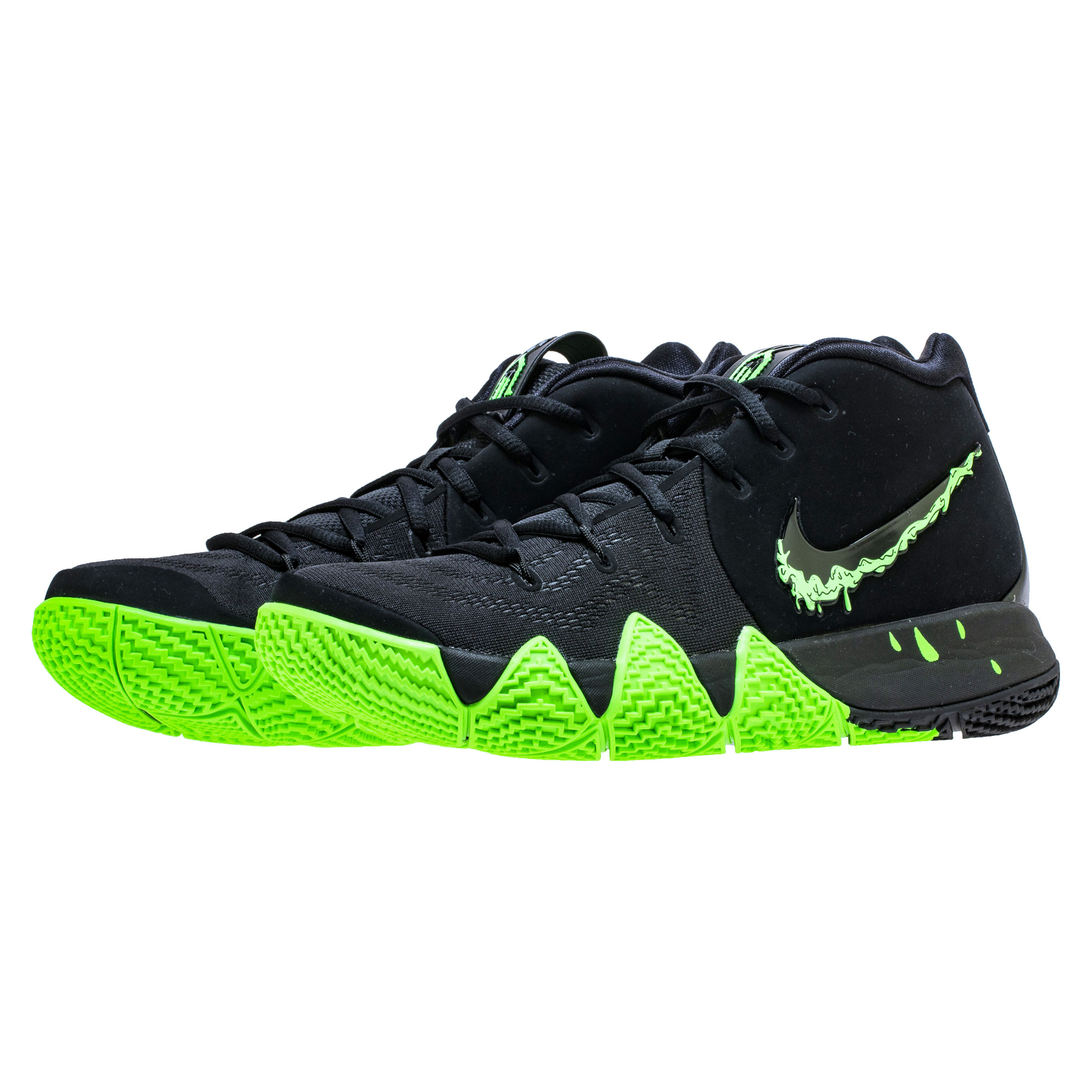 the latest 7b48d 25faf Kyrie Irving's Latest Kyrie 4 Gets Slimed - WearTesters